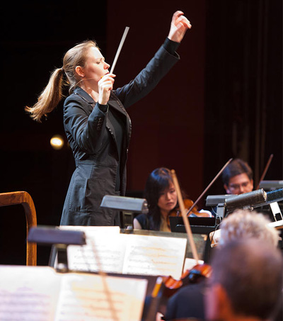 New Face of International Music Conducting