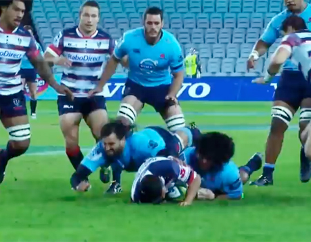 Super Rugby Moments: Hits of the Season