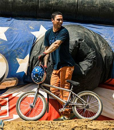 New Zealand Biker Jed Mildon Lands World First BMX Quadruple Backflip