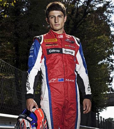 Mitch Evans Is Formula One's next Big Thing