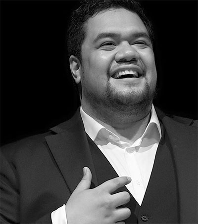 Darren Pene Pati Wins at Operalia 2015