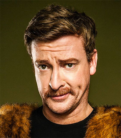 Comedian Rhys Darby Joins X-Files Cast