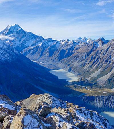 Twenty-Six Reasons NZ is the World's Best To Visit