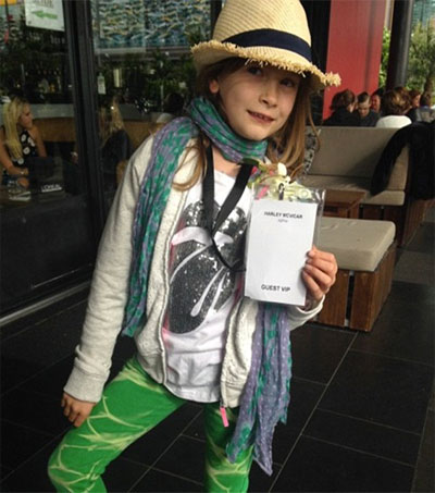 Meet NZ's Youngest Fashion Blogger Harley McVicar