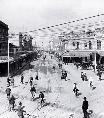 Christchurch Returning to Cycling Roots