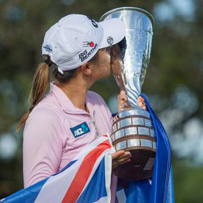 #181: Historic Win for Lydia Ko