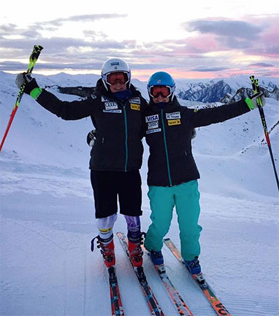 NZ Dishes up Perfect Conditions for US Ski Team
