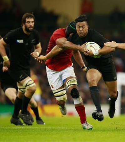 #186: All Blacks Demolish France in RWC Quarterfinal
