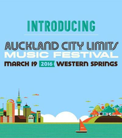 ACL Launch Auckland City Limits Festival
