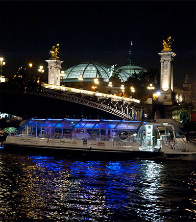 Jennifer Flay Banks on the Seine for Art Fair