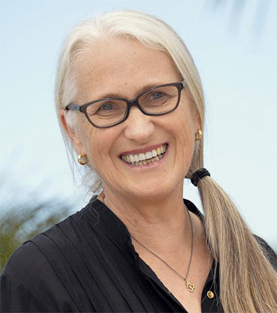 Jane Campion One of Cinema's Most Powerful Women