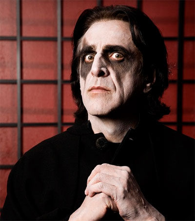 Killing Joke's Jaz Coleman Loves NZ for Quiet