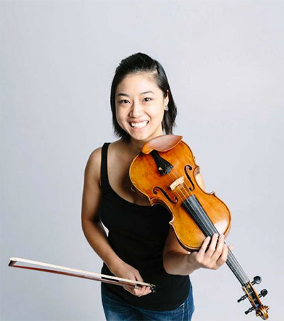 Natalie Lin Does Away with the Conductor