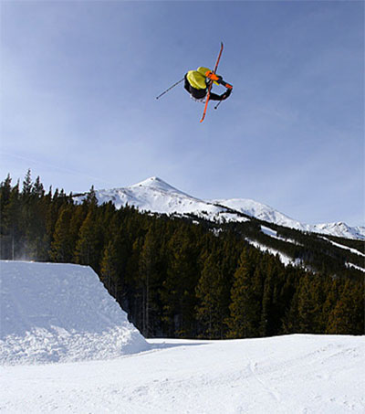 New Zealand a Slopestyle Ski Wonderland