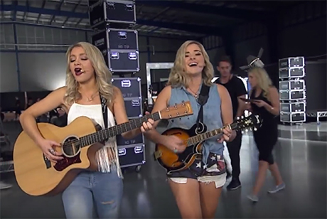 Land Slide – Mae Valley On The X Factor NZ