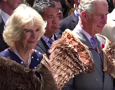 Royal Visit New Zealand