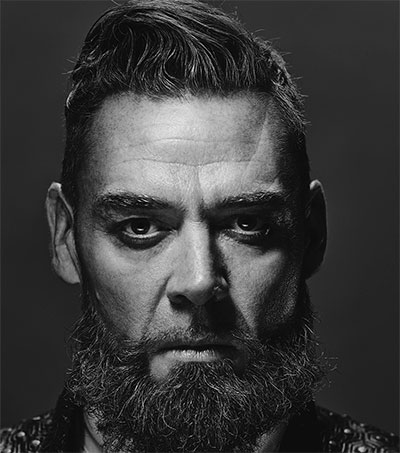 Marton Csokas Enters Into the Badlands