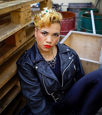 Dance Wunderkind Parris Goebel Gaining Traction
