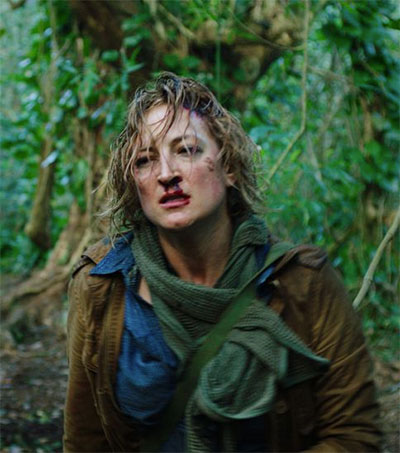 Zoë Bell on Fighting Her Way Through Hollywood