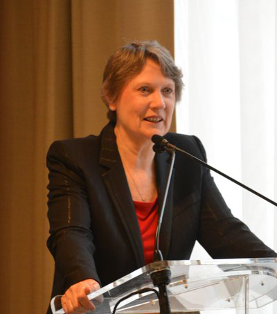 Face of Climate Change – Helen Clark