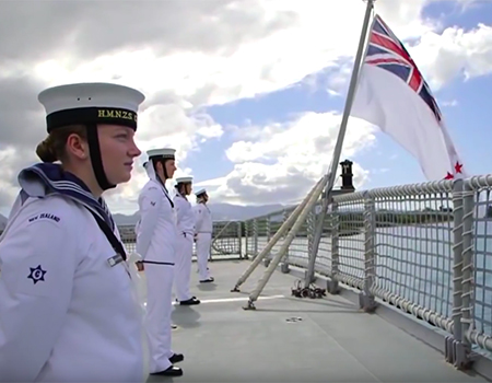 Women in the NZDF – Beyond the Uniform: LIFE ON DUTY