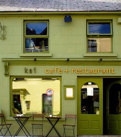 Jess Murphy's Kai Cafe Making Fans