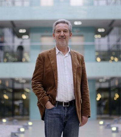 Virgin's Tom Mockridge Talks New Challenges
