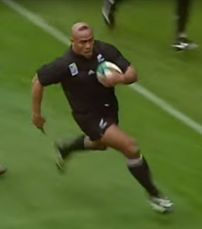 Jonah Lomu: A Gentle Giant