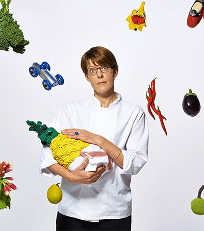Chef Anna Hansen on Juggling Work and Family