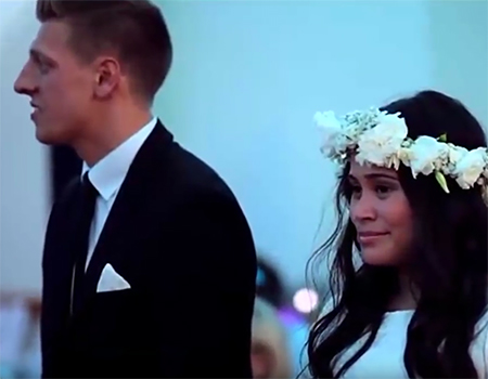 Emotional Wedding Haka