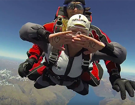 Queenstown: Seals to skydiving
