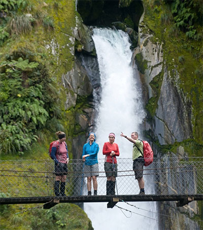 Tramping New Zealand's Magical Great Walks
