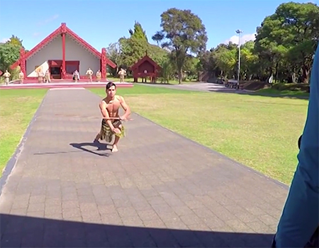 Discovering Maori Culture With GoPro HD