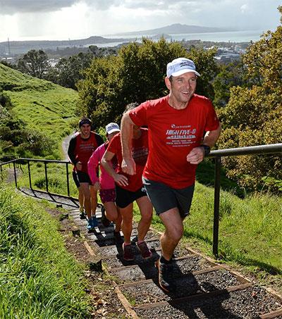Malcolm Law Documents 50 Back-to-Back Marathons