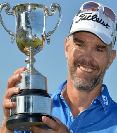 Michael Long Wins Vic Open with Magic Shot