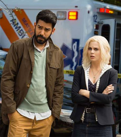 iZombie Star Rose McIver a Role Model for Fans
