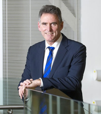 Banking Boss Ross McEwan Still up for the Fight