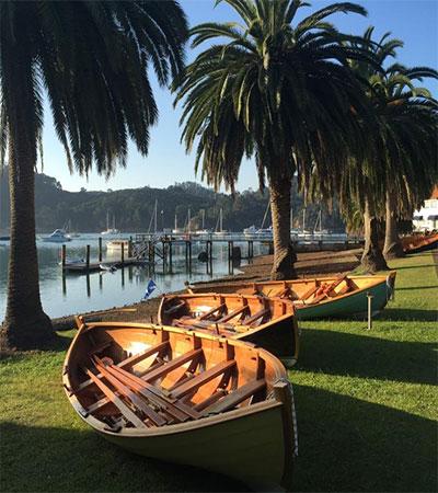 Scottish Coastal Rowing New Zealand Style
