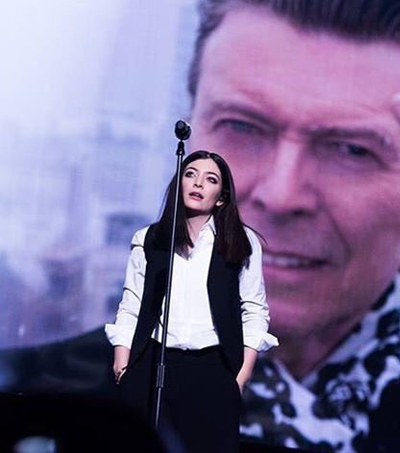 David Bowie Saw Lorde As 'the Future of Music'