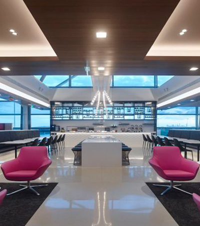 First Look: Air New Zealand Brisbane Lounge