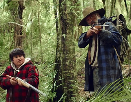 Hunt for the Wilderpeople Official Trailer