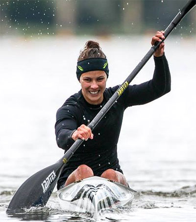 Lisa Carrington World's Best Paddler