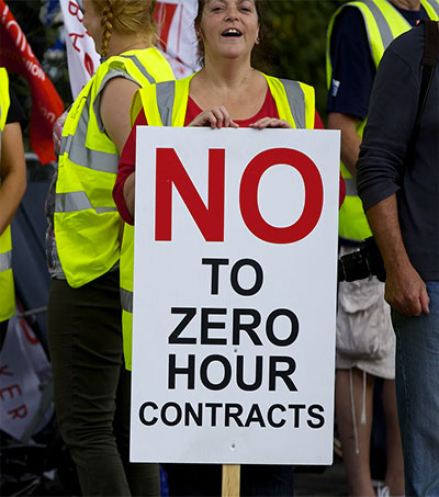 Zero-Hour Contracts Banned in New Zealand