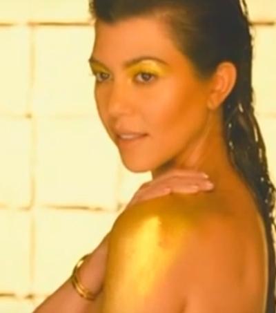Kourtney Kardashian Ambassador for Manuka Doctor