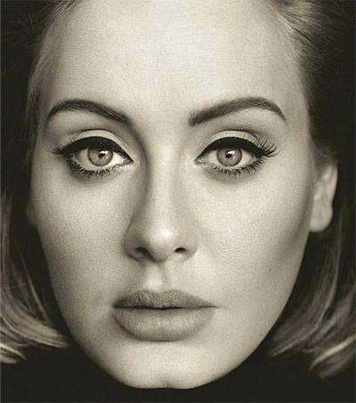 Michael Ashton Reveals Adele Eyeliner Flick Secret