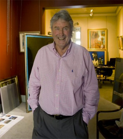 Art Dealer Denis Savill Bows out after 35 Years