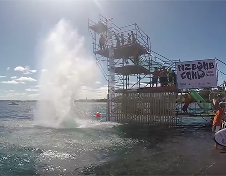 NZ Bomb Comp 2016 – Great Lake Taupo