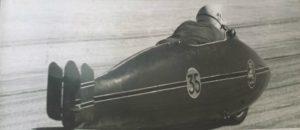 Burt Munro's 1962 record attempts – Permission Munro Family Collection