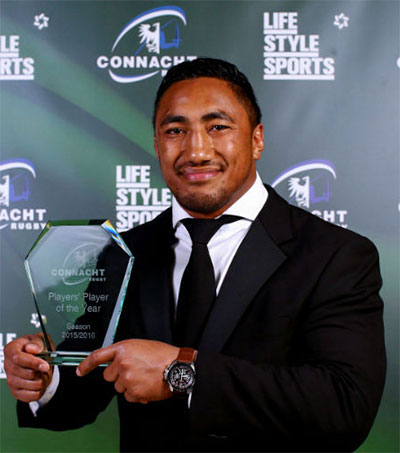 More to Come from Brilliant Bundee Aki