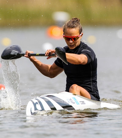 Canoeing World Cup Win for Lisa Carrington